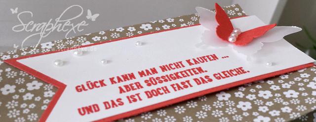 Blog Hop Scraphexe - Geschenktüte