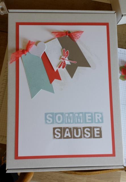 Sommersause, Scheunenparty, Materialpaket