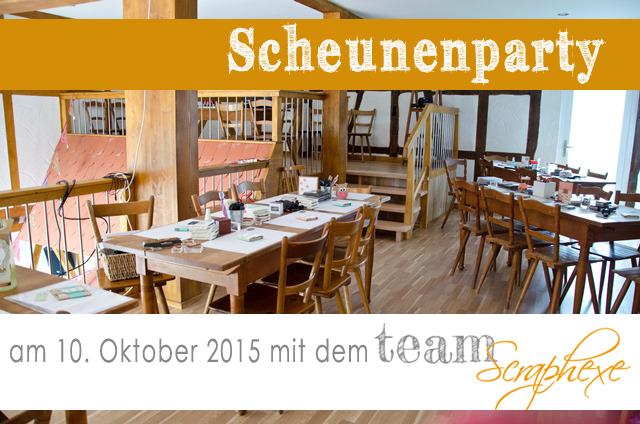 Scheunenparty Herbst 2015