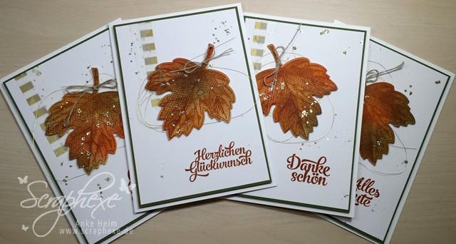Herbstkarten, scraphexe