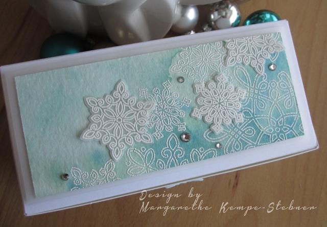 Winterliche Box