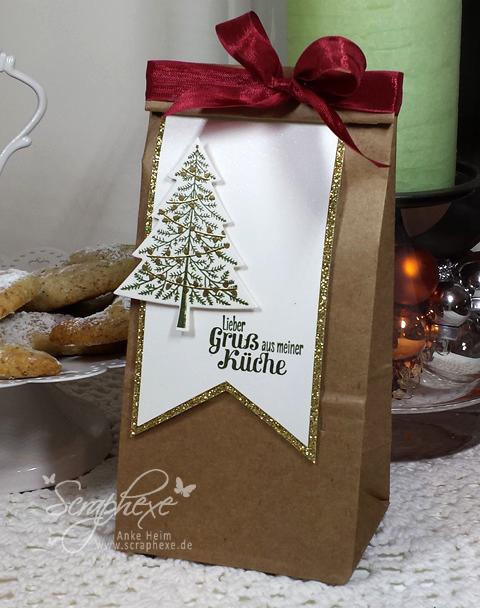 Geschenktüten Kaffeehaus, Gruß aus der Küche, scraphexe