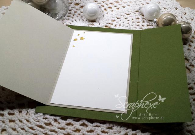 Adventskalender, Weihnachtskarte, Wonderland, scraphexe