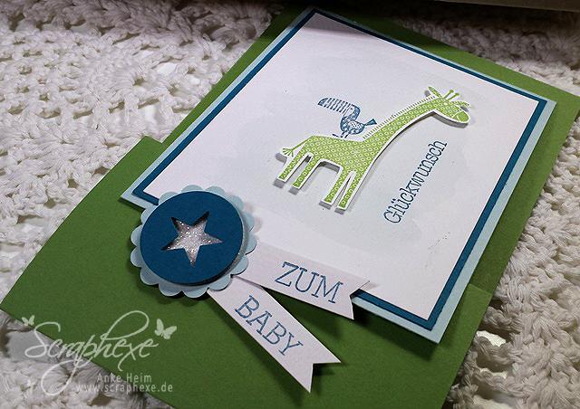 Baby-Set, Zoo-Babies, scraphexe.de