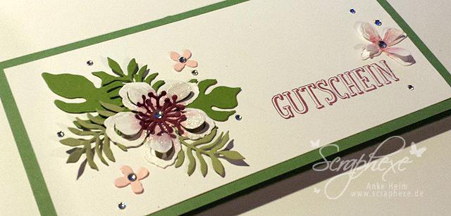 Gutschein, Botanischer Garten, scraphexe.de