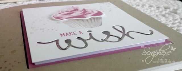 Sweet Cupcake, Stampin' Up!, scraphexe