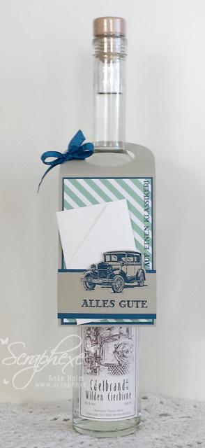 Flaschenhänger, Für ganze Kerle, Stampin' Up!, scraphexe.de
