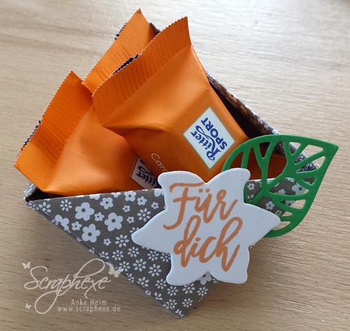 Origami-Box, Goodie, scraphexe.de