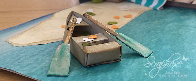 Explosionbox, Hochzeit, Flitterwochen, scraphexe.de