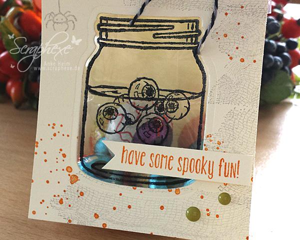 Halloween, Jar of Haunts, Stampin' Up!, scraphexe.de