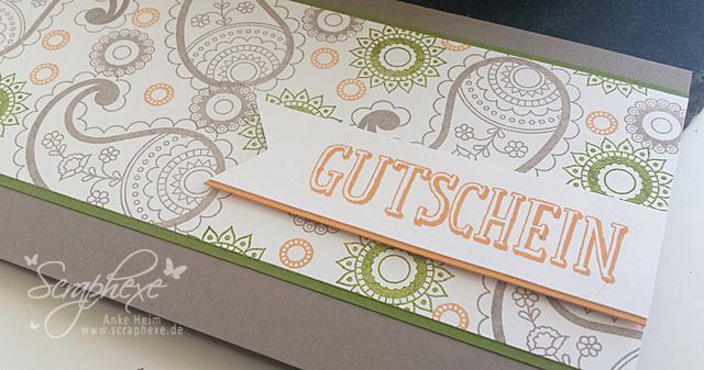 Paisleys & Posies, Gutschein, Stampin' Up!, scraphexe.de
