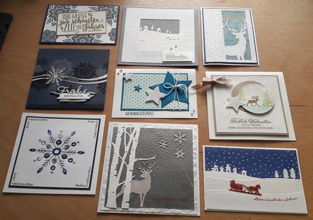 Weihnachtspost 2016, scraphexe.de